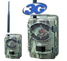 Wild Spy Solar Powered 3g Camera To Trail Wild Life Home